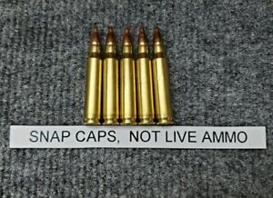 223 556 Snap Caps 5 Pk real weight THESE ARE SNAP CAPS 5.56