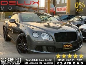2014 Bentley Continental GT -- 26518 Miles Black Crystal Metallic  6L 12 Cylinders Automatic