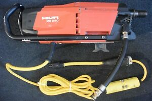 Hilti Brand Core Drill Model DD 250 MOTOR ONLY