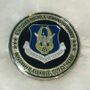 Military Challenge Coin Air Force Reserve Command Surgeon Missprint coin #349