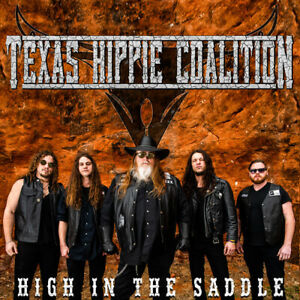 Texas Hippie Coalition High In The Saddle New CD