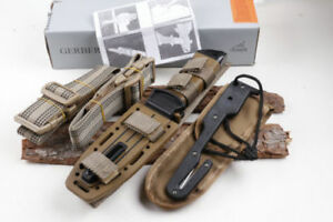 Gerber LMF II Infantry Tactical Knife-Fixed BladeCoyote BrownSheath BRAND NEW
