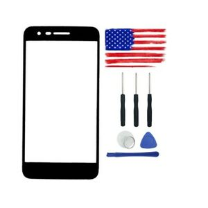 Front Outer Glass Lens Screen Tools Replacement For LG K8 2018 Aristo 2 SP200 US