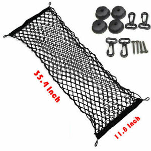 Car Accessories Trunk Cargo Net Envelope Style Universal Car Interior Parts