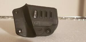 Fobus Evolution Holster for Smith & Wesson M&P Bodyguard .380 Red Crimson Trace