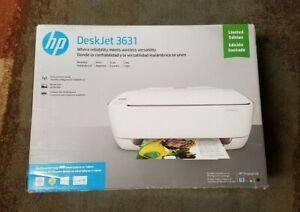 Brand NEW HP DeskJet 3631 All-in-One Compact Printer with Wireless Printing