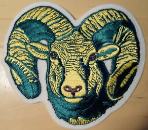 COLORADO STATE RAMS  PATCH   BRAND  NEW  5
