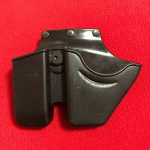 Fobus CU96 Single Magazine & Cuffs Holster