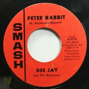 Rock 45 Dee Jay Peter Rabbit Are You Ready On Smash $5.00