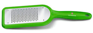 Victorinox Swiss Made Razor Sharp Fine Grater (Green) 7.6082.4