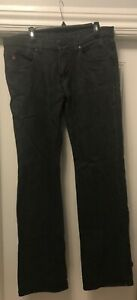 Authentic Gucci black jeans vintage rare made in Italy 52