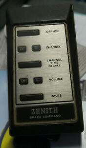 Zenith Space Command Tv For Sale