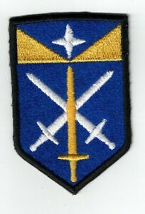 US ARMY ACCESSIONS COMMAND COLOR PATCH