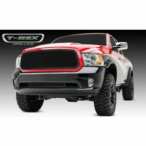 T-Rex 51458 Upper Class Formed Mesh Grille Main Insert Black for Ram 1500 13-18
