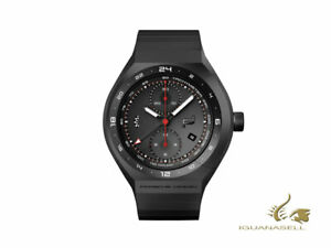Porsche Design Monobloc Actuator 24h Chrono Automatic Watch - Black