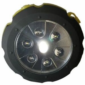 LightStorm SL1 Capacitor Crank Lantern No Battery Camping Safety CLEARANCE