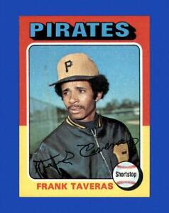 1975 Topps Set Break #277 Frank Taveras NM-MT OR BETTER *GMCARDS*