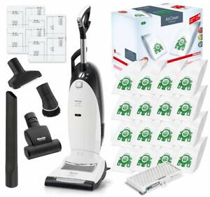 Miele Cat & Dog U1 Dynamic Upright HEPA Vacuum Turbo Brush With Performacne Pack