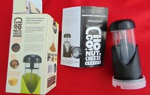 BLOSSOM CHOCO.NUT.CHEESE GRATER quot;Spice Ratchet Millsquot; BRAND NEW IN BOX