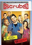 Lot of 100 Scrubs - The Complete Eighth Season (DVD 2009 3-Disc Set) New