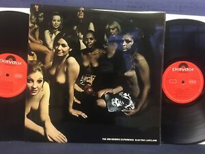 JIMI HENDRIX - Electric Ladyland - 1973 - Polydor Label - Stereo(nude Cover)(UK)