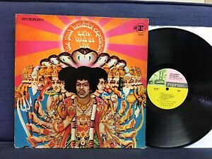 JIMI HENDRIX - Axis Bold As Love - 1968 - Reprise Label - Stereo
