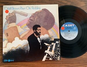 ODELL BROWN PLAYS OTIS REDDING ON CADET RECORDS