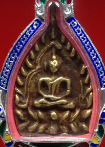 thai buddha amulet old PHRA Chao Sua LP BOON The maestro POWERFUL