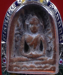 PHRA SUM KHO OLD 1IN 5 BENJAPAKEE THAI BUDDHA AMULET