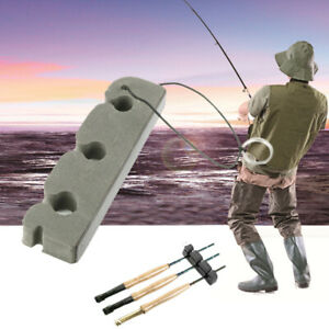 Portable Fly Fishing Rod Holder Magnetic Car Fish Pole Stand Keeper Storage Rack