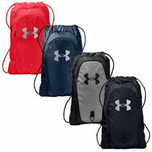 Under Armour 2019 Undeniable Sack Pack 2.0 Drawstring Backpack FREE SHIP 1342663 $16.99