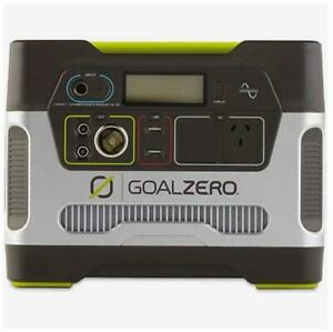 New Goal Zero Yeti 400 Portable Power Station Outdoor Camping Electrical Supply