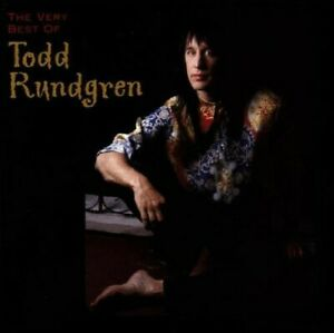 Todd Rundgren Very Best of New CD