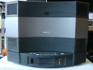 BOSE Acoustic Wave Music System CD-3000 & Multi Disc Changer  #9-27