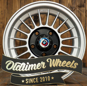 BMW Alpina Design Seral Wheels 14 inch 5x120 7Jx14 ET11 Alloys E23 E24 E12 E28