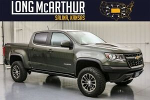 2018 Chevrolet Colorado ZR2 Z71 Turbo Diesel Off Road Package 2018 Chevrolet Colorado ZR2 Z71 Turbo Diesel Off Road Package Crew Cab Pickup Di