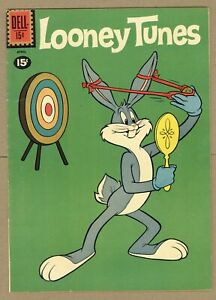 Looney Tunes and Merrie Melodies #234 VG 4.0 1961 Low Grade