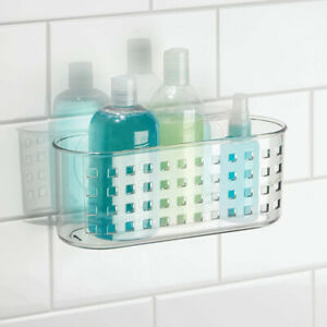 Interdesign Power Lock Suction Shower Storage Basket