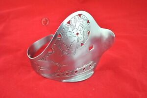 DIY Bowl guard Ornate for sword blank blades and for reenactment AU $49.50