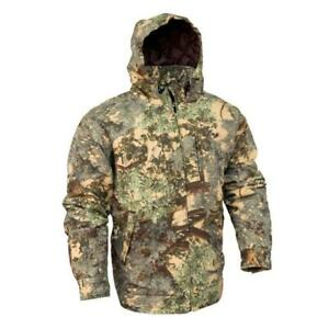 King's Camo Classic Cotton Insulated Hooded Ripstop Jacket Desert KCB125-DS