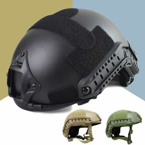 Military Tactical Helmet Paintball Cover Fast Jumping Protective Sport Accessory