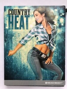 BEACHBODY Country Heat 3 DVD Set