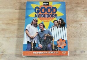 Good Neighbors - The Complete Series 1-3 (DVD 2005 4-Disc Set) BBC