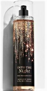Bath & Body Works Into The Night Fragrance Mist ~ 8 oz ~ Ships Free!!!