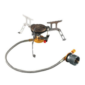 G WORKS LPG Adapter Stove Propane Gas Tank Convert for Outdoor Camping