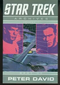 Star Trek Archives Volume VOL1 TRADE PAPERBACK by Peter David