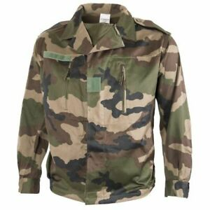 Authentic French Army Jacket F2 Jacket CCE Camo Armee Francaise Military $32.95