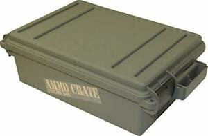 MTM ACR4-18 Ammo Crate Utility Box Military Ammo Box Plastic Ammo Storage Case