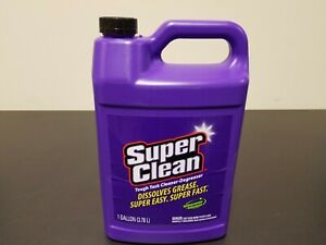 Superclean 101723 1Gal. Super Clean Cleaner Degreaser - NEW STOCK