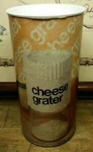 VINTAGE 60s 70s GEMCO CHEESE GRATER - NEW IN BOX
